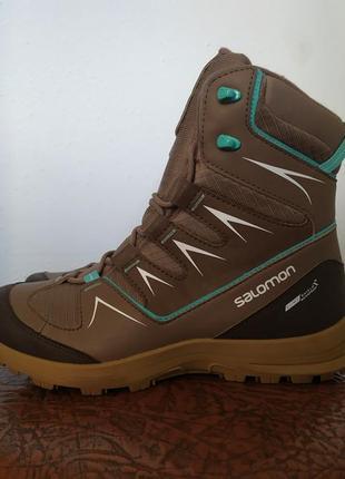 Ботинки зимние от salomon