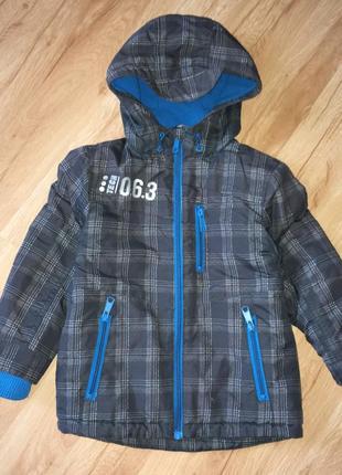 Деми куртка george для мальчика 4-5 лет