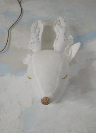 Декор для детской голова оленя
