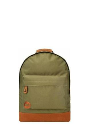 Рюкзак унисекс английского бренда mi-pac classic khaki 740001 a19