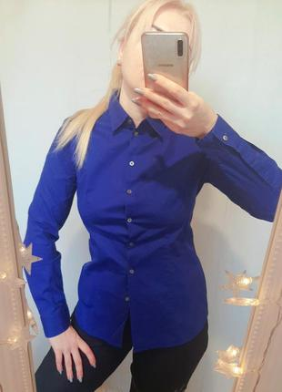 Классическая рубашка от hugo boss оригинал