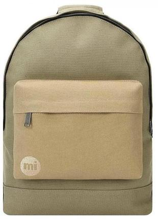 Рюкзак mi-pac canvas tonal khaki/sand 21780 17 л