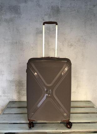 Невероятно качественный и стильный чемодан snowball, якісна валіза