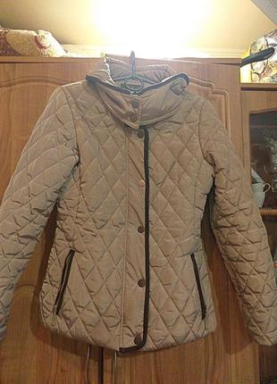 Зимня коротка куртка