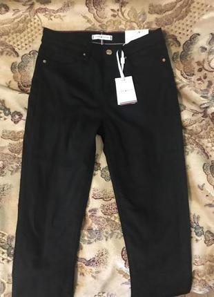 Чёрные джинсы tommy hilfiger, оригинал