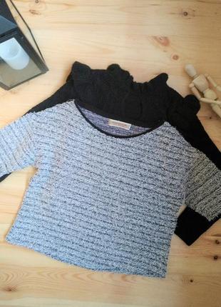 Кофта футболка stradivarius размер м