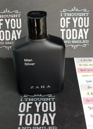 Мужские духи silver/парфюм/парфуми/туалетная вода /туалетна вода