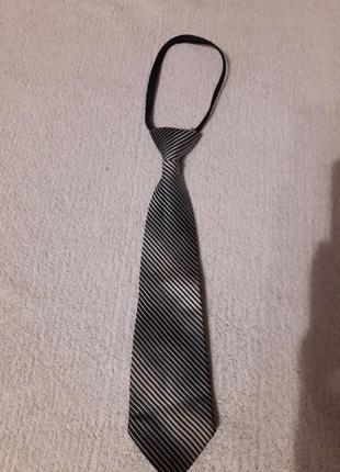 Подростковый галстук для школьника