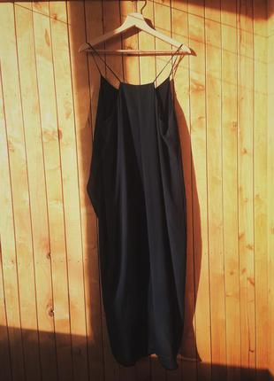 Шифоновое платье h&m2