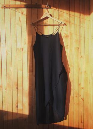 Шифоновое платье h&m1