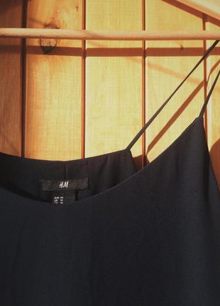 Шифоновое платье h&m4