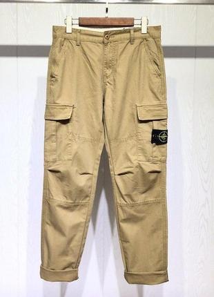Шикарные мужские штаны stone island desert