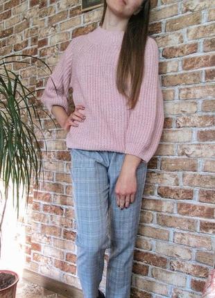 Объёмный свитерок