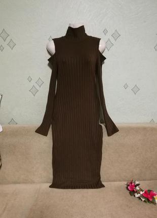 Облегающее платье по фигуре