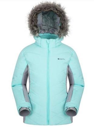 Зимняя лыжная куртка mountain warehouse, 7-8 лет