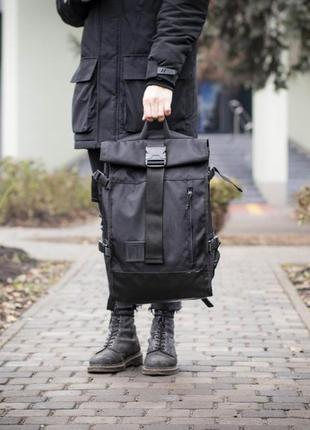 Ролл-топ рюкзак городской мужской