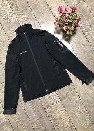 !!!sale!!! мегаскидки!!!  columbia titanium куртка софтшел softshell