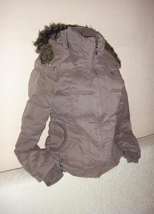 Пуховик женский. ( курточка зимняя)