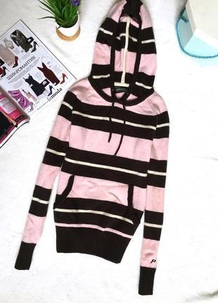 Крутой свитер из шерсти ламы, кенгуру, худи, толстовка peakperformance