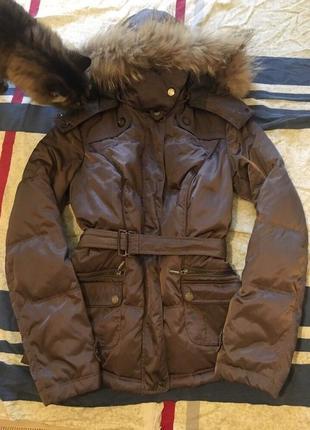 Geox куртка пуховик