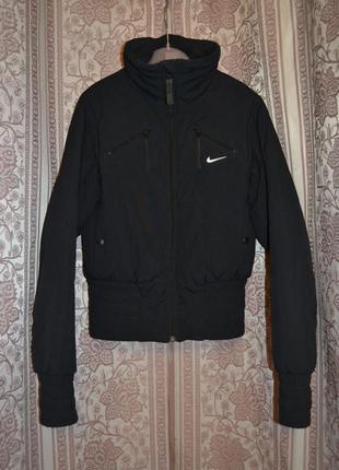 Теплая спортивная куртка nike