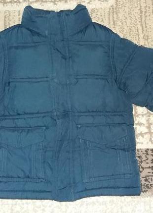 Куртка зимова h&m