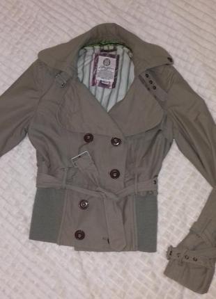 Куртка-косуха. жакет, пиджак на весну-осень ltb (размер xs-s)