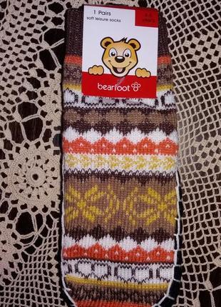 Тапочки-носки на 4-5 років