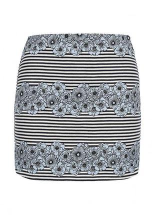 Трендовая юбка мини topsop