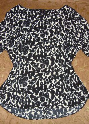 Стильная блуза  george uk 12