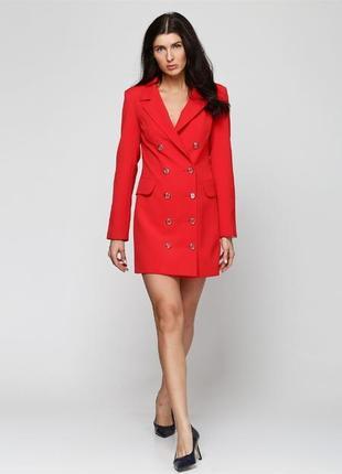 Платье -пиджак сукня anna yakovenko