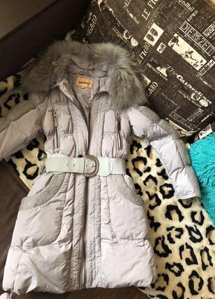 Зимове пальто baldinini
