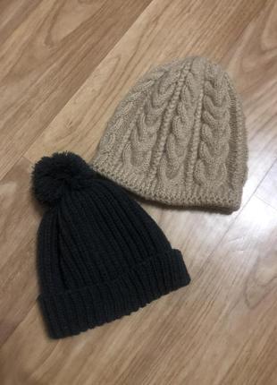 Набор шапок