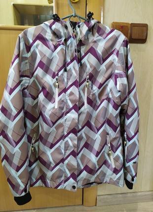 Курточка лыжная