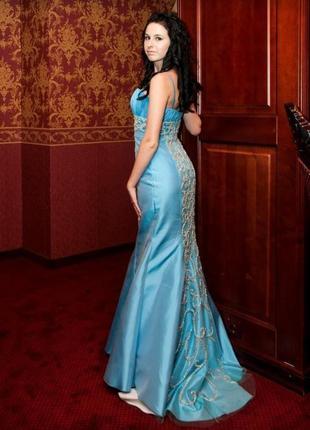 Шикарное платье от jovani