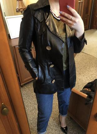 Кожаная куртка косуха кожа как zara