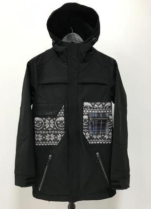Neff сноубордическая лыжная куртка volcom dc 686 nike nitro quiksilver billabong burton