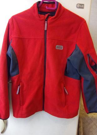 Спортивная  куртка ветровка  толстовка double speed  р.-м
