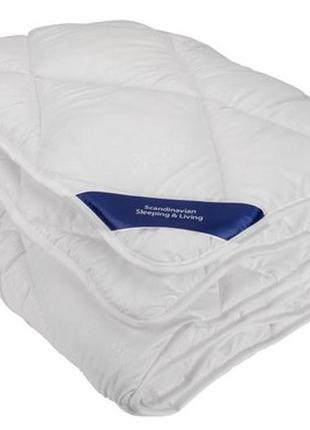 Новое одеяло jysk зимнее теплое 1,4 кг ковдра ulvik тепла 135см х 200см