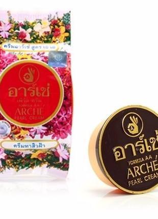 Тайский крем для лица arche на жемчужной пудре 3 гр