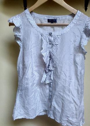 Літня футболка в полоску