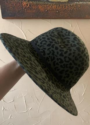 Шляпа 56см фетрова