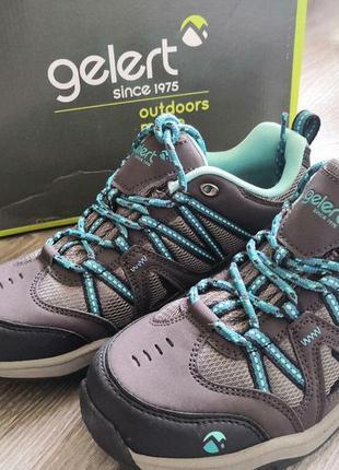 Женские ботинки (кроссовки) демисезонные gelert