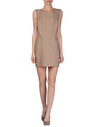 Платье-футляр фактурное шерстяное aniye by р. 46 m-l италия