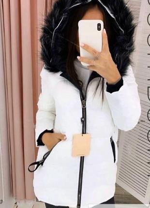 Новая курточка зима