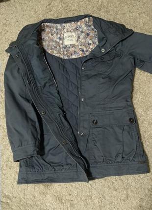 Фирменная куртка, ветровка, esprit