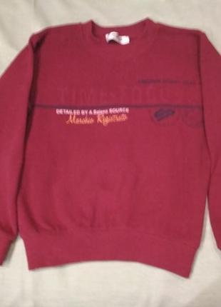 Кофта, свитер 116 рр, бордо