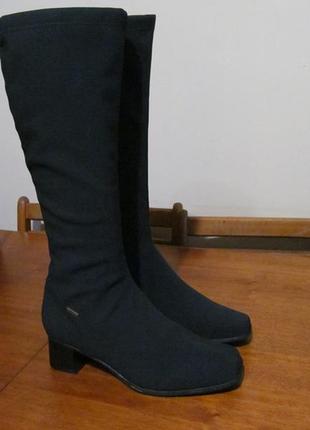Модные сапоги италия gore-tex