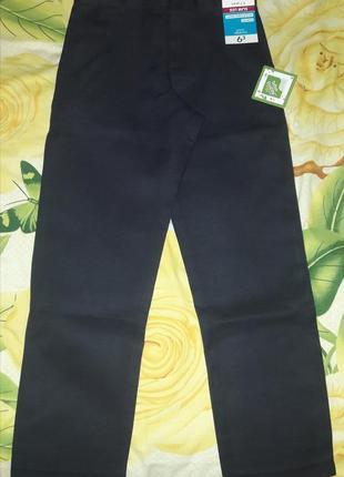 Школьные брюки george англия slim fit