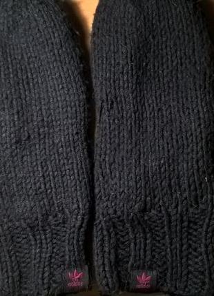 Варежки теплые adidas